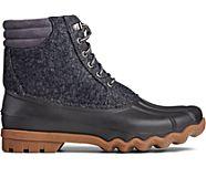 Avenue Wool Duck Boot, Grey/Black, dynamic