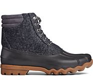 Avenue Wool Duck Boot, Grey/Black, dynamic