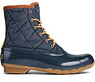 Saltwater Nylon Duck Boot, Navy, dynamic