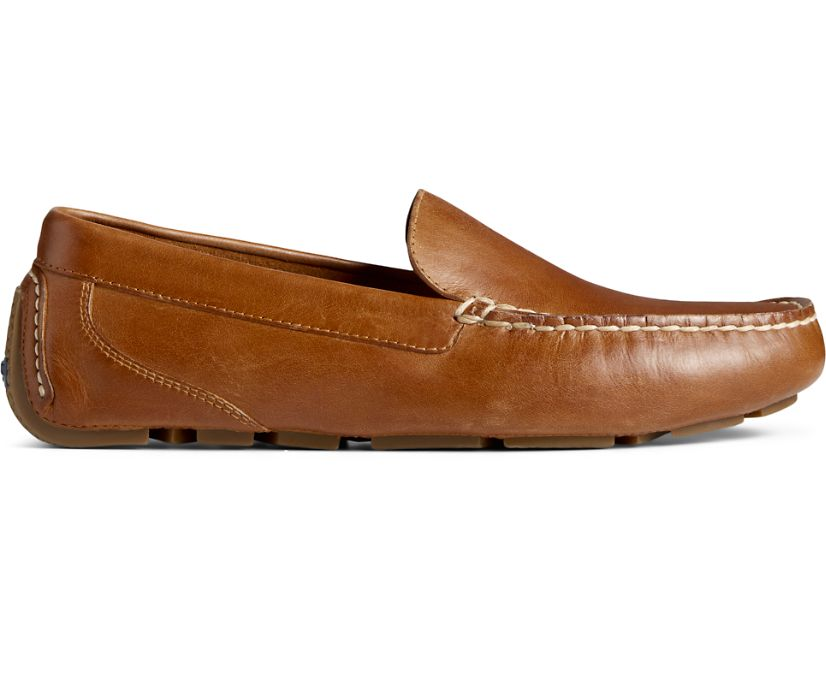 Harpswell Venetian Loafer, Tan, dynamic