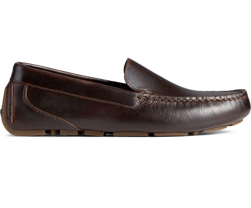 Harpswell Venetian Loafer, Brown, dynamic