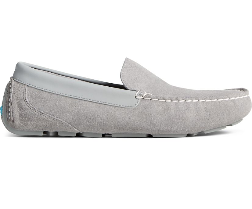 Davenport Venetian Loafer, Grey, dynamic