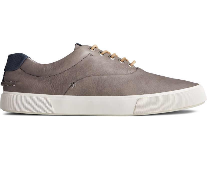 Gold Cup Striper PLUSHWAVE CVO Sneaker, Soft Grey, dynamic