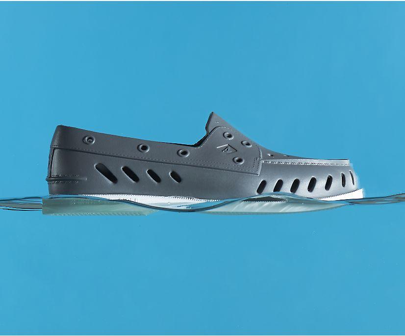 Authentic Original Float Boat Shoe, Grey, dynamic