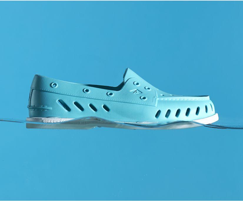 Authentic Original Float Boat Shoe, Scuba Blue, dynamic