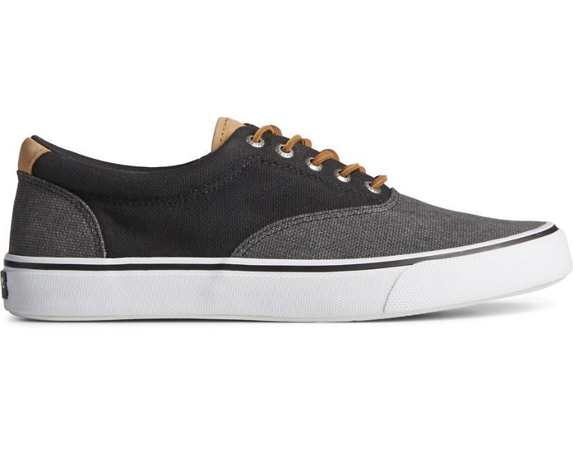 Striper II CVO Waxy Canvas Sneaker, Grey Tonal, dynamic