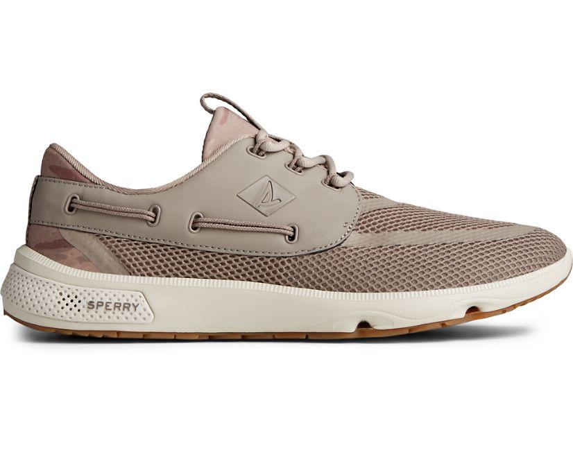7 Seas 3-Eye Sneaker, Taupe, dynamic