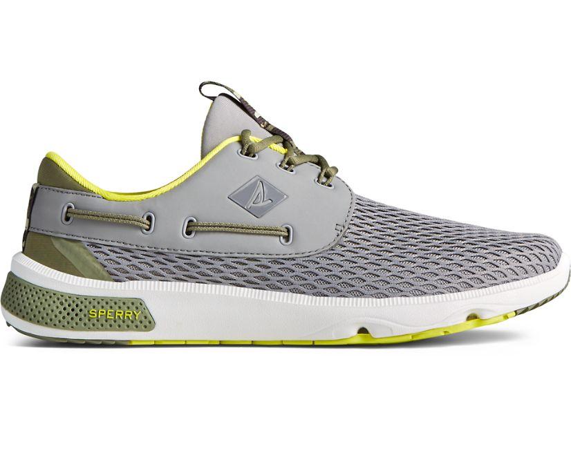 7 Seas 3-Eye Sneaker, Grey, dynamic