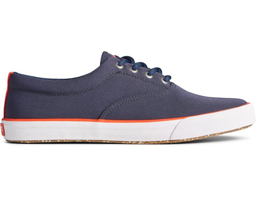 Striper II CVO SeaCycled Sneaker, Navy, dynamic