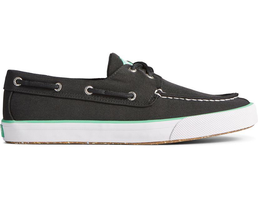 Bahama II SeaCycled Sneaker, Black, dynamic