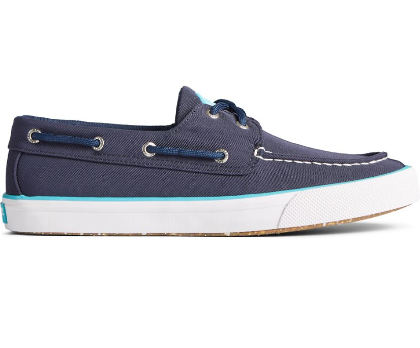Bahama II SeaCycled Sneaker, Navy, dynamic