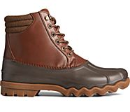 Avenue Embossed Duck Boot, Tan/Brown, dynamic