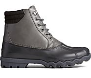 Avenue Embossed Duck Boot, Grey/Black, dynamic