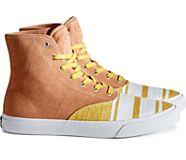 Cloud CVO Linen Hi Sneaker, Tan, dynamic
