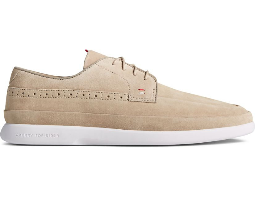 Gold Cup Cabo PLUSHWAVE 4-Eye Oxford, Sand Suede, dynamic