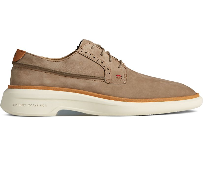 Gold Cup Commodore PLUSHWAVE Oxford, Taupe Nubuck, dynamic