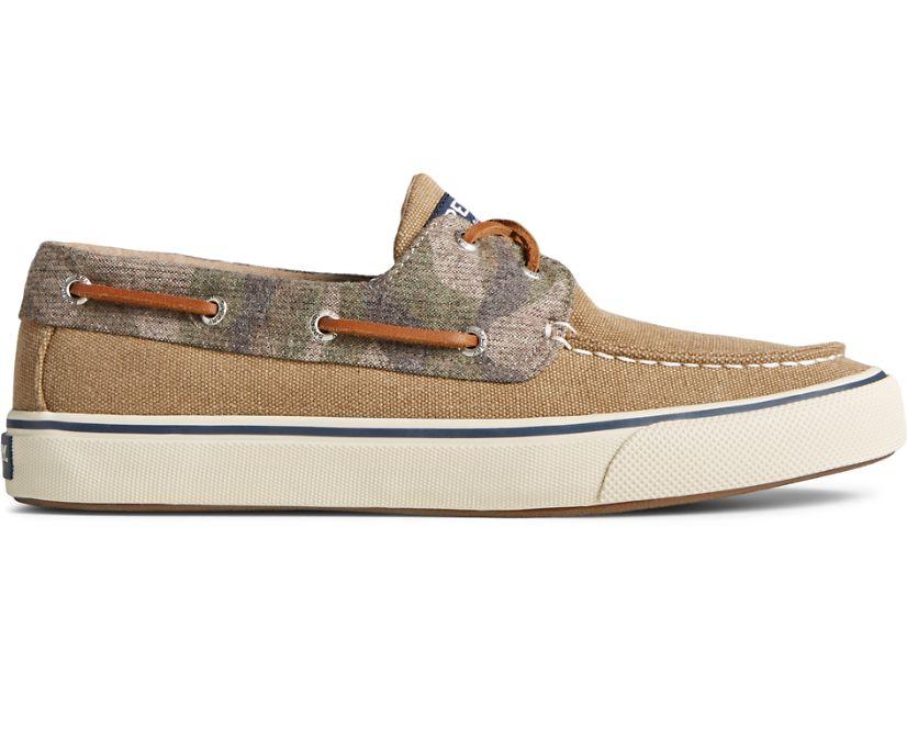 Bahama II Camo Sneaker, Kahki Camo, dynamic