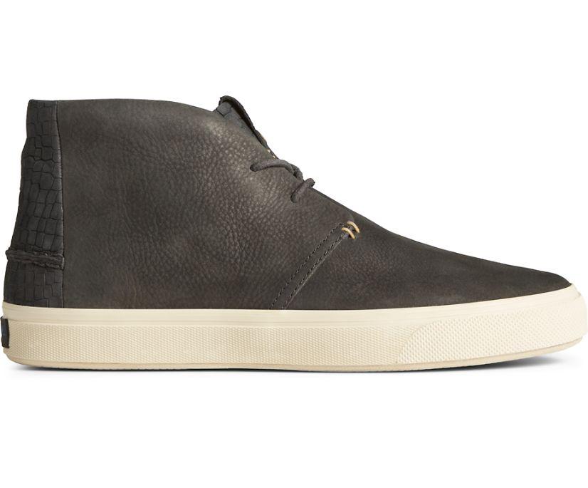 Striper PLUSHWAVE Mid Boot, Black, dynamic