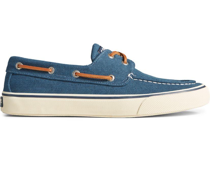 Bahama II Baja Linen Sneaker, Dark Blue, dynamic