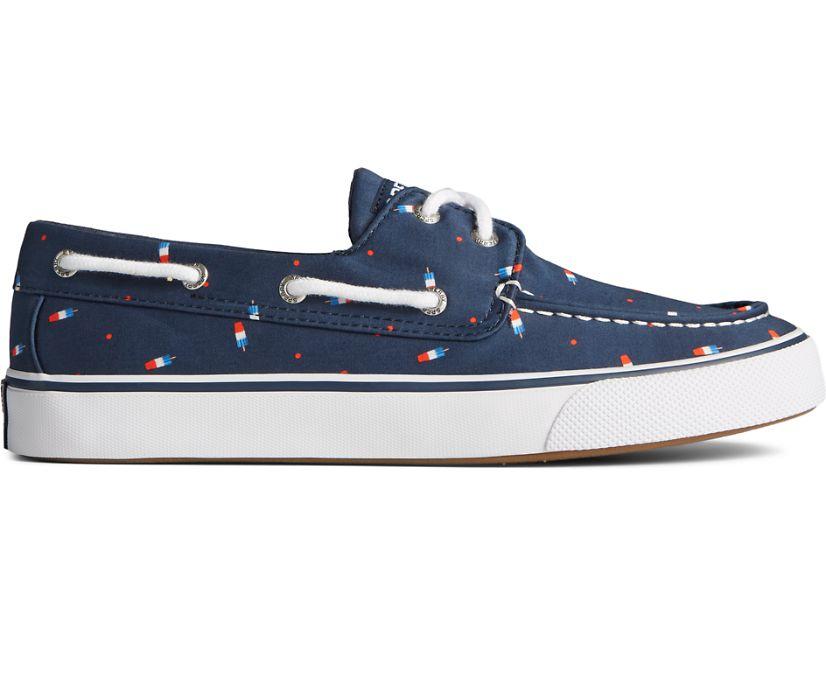 Sperry x Popsicle® Firecracker® Bahama II Sneaker, Navy Multi, dynamic
