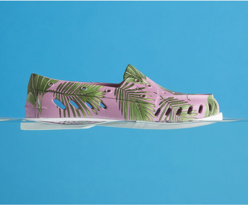Authentic Original Float Palm Boat Shoe, Pink, dynamic
