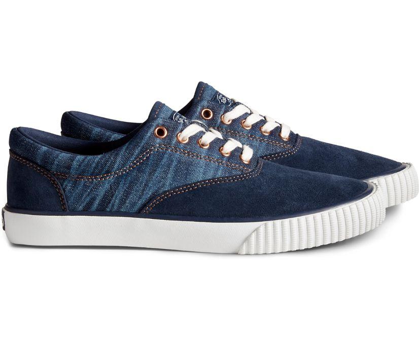 Cloud CVO Denim Sneaker, Blue, dynamic