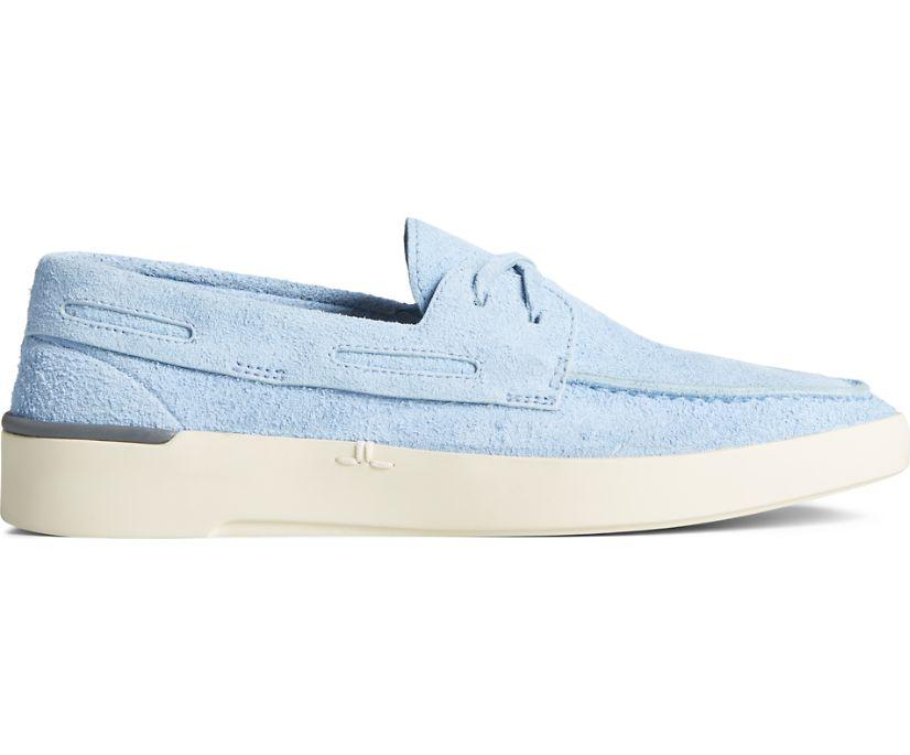 Sperry x John Legend Signature PLUSHWAVE Boat Shoe, Air Force Blue, dynamic