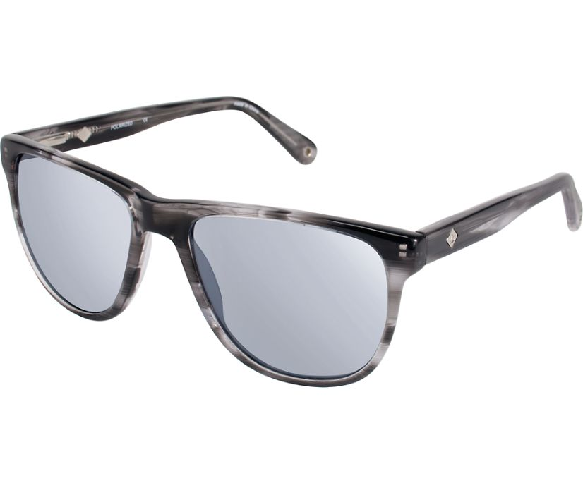 Seaford Polarized Sunglasses, Grey, dynamic