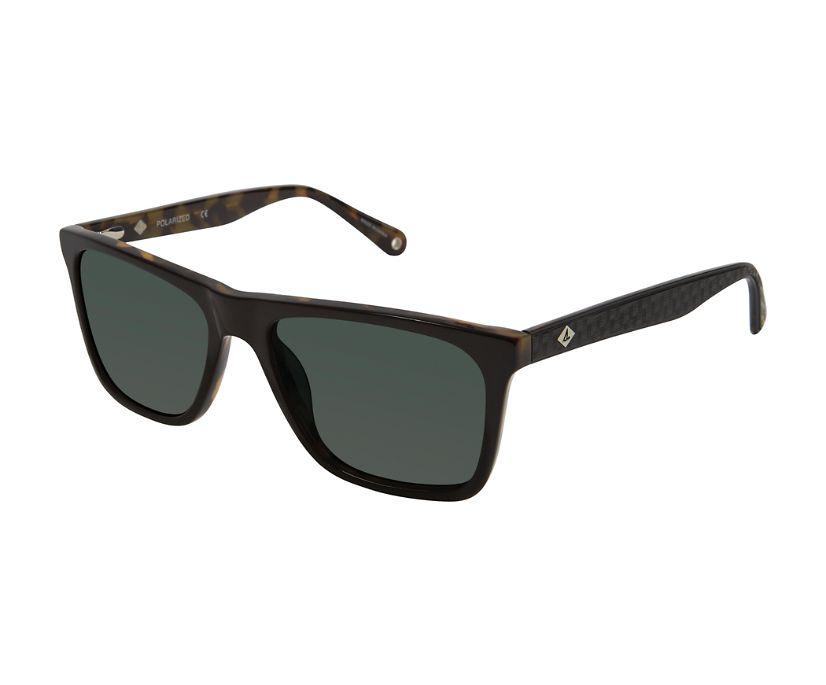 Wickford Polarized Sunglasses, Grey, dynamic