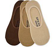 Canoe 3-Pack Liner Sock, Tan, dynamic