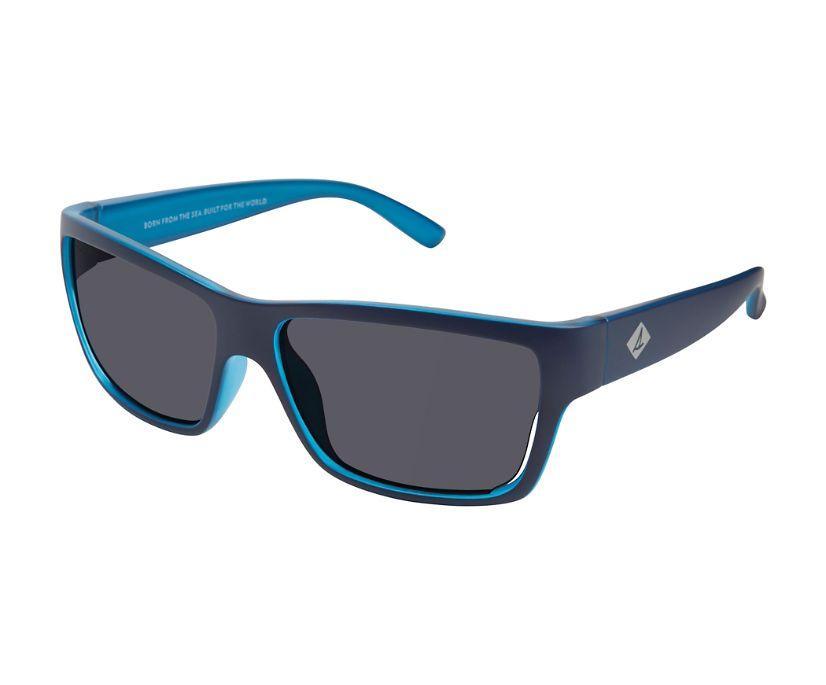 Seven Seas Polarized Sunglasses, Blue, dynamic