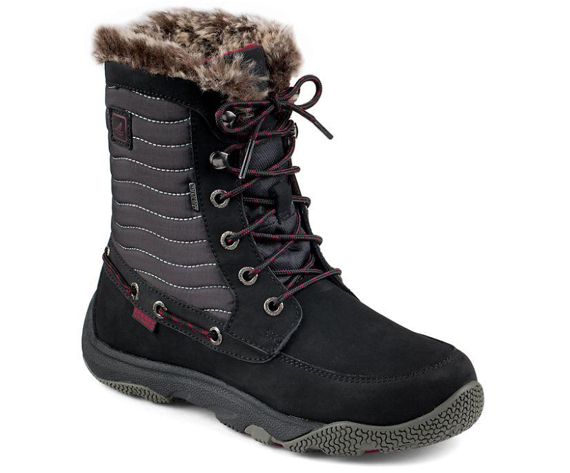 Winter Harbor Boot, Black, dynamic