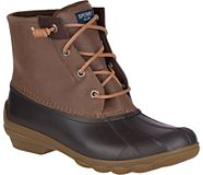 Syren Gulf Duck Boot, Brown, dynamic