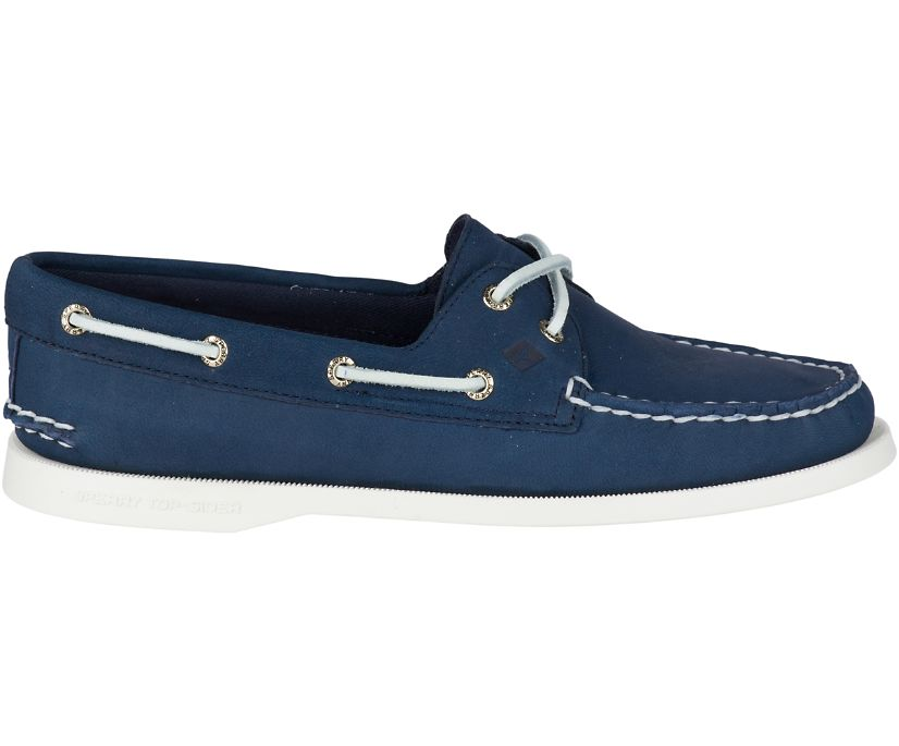 Authentic Original Boat Shoe, Navy, dynamic
