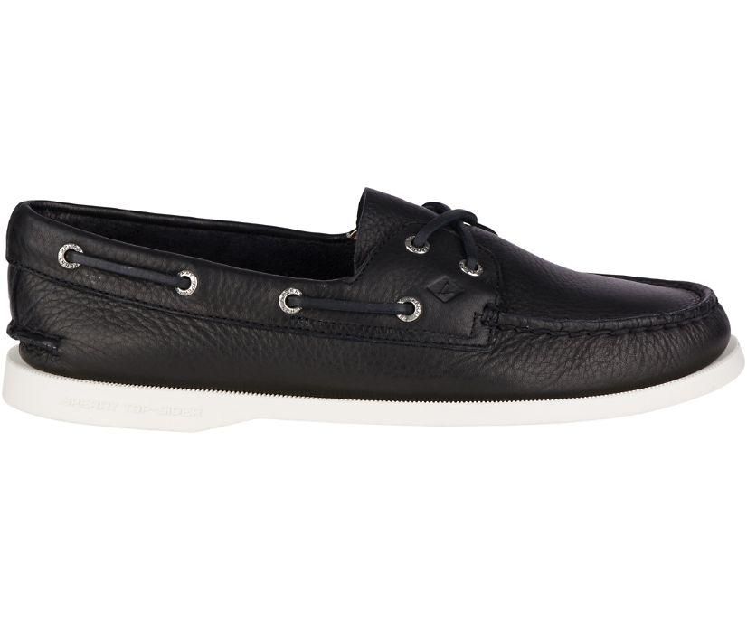 Authentic Original Boat Shoe, Black, dynamic