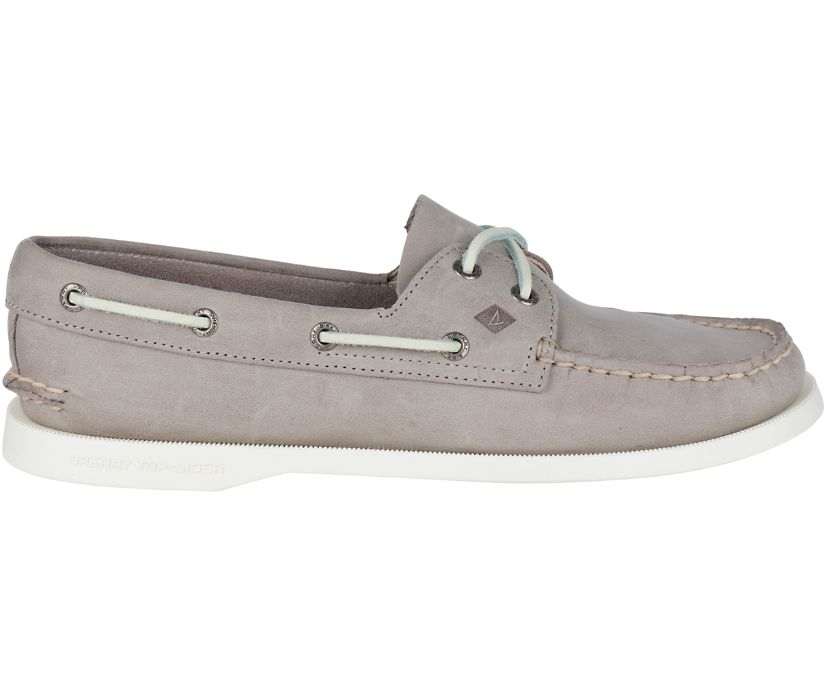 Authentic Original Boat Shoe, Grey, dynamic