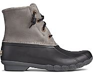 Saltwater Duck Boot, Grey, dynamic