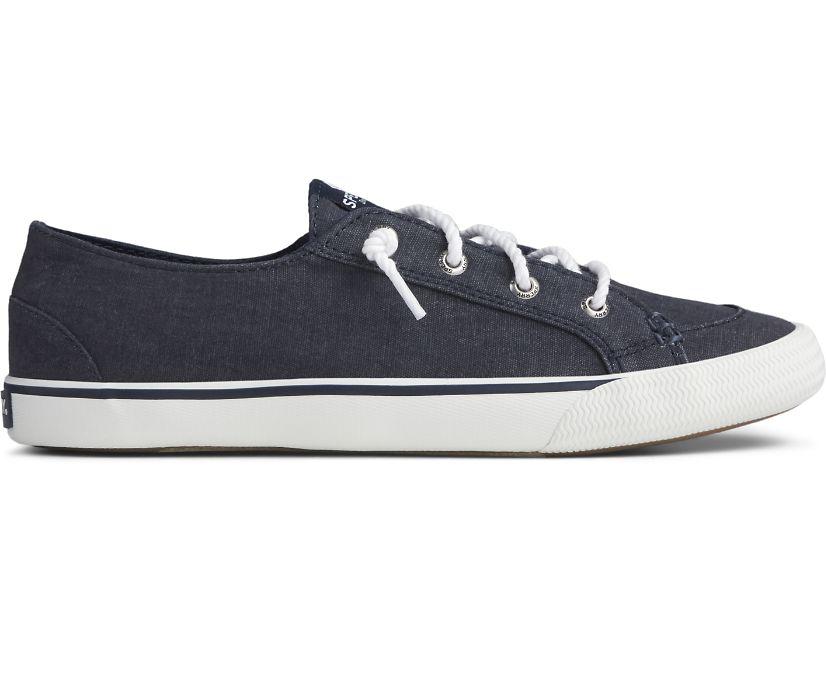 Lounge LTT Sneaker, Navy, dynamic