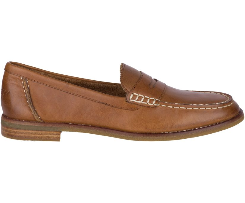 Seaport Penny Loafer, Tan, dynamic
