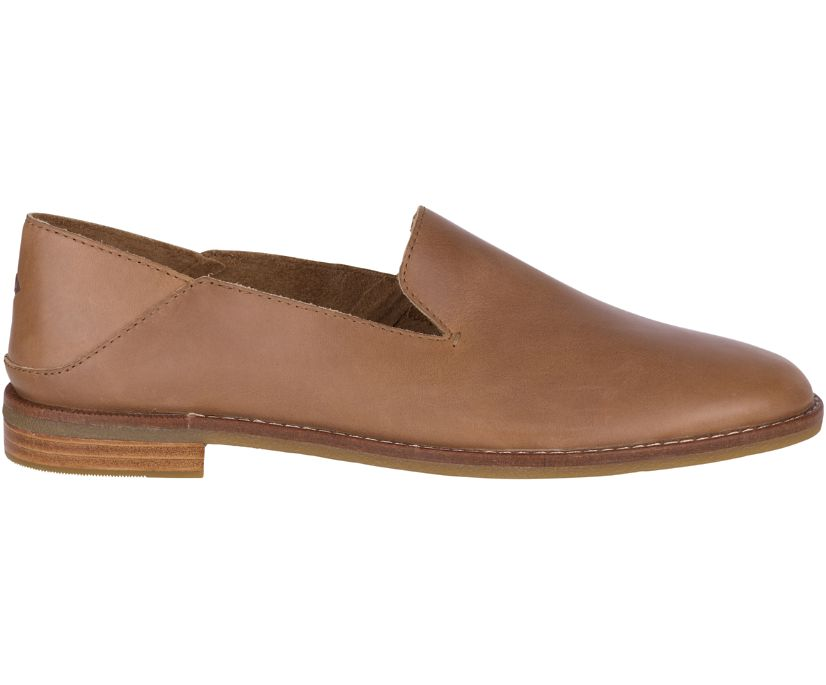 Seaport Levy Loafer, Tan, dynamic