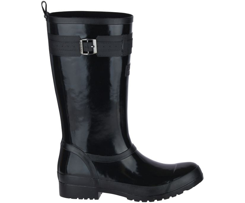 Walker Atlantic Rain Boot, Black, dynamic