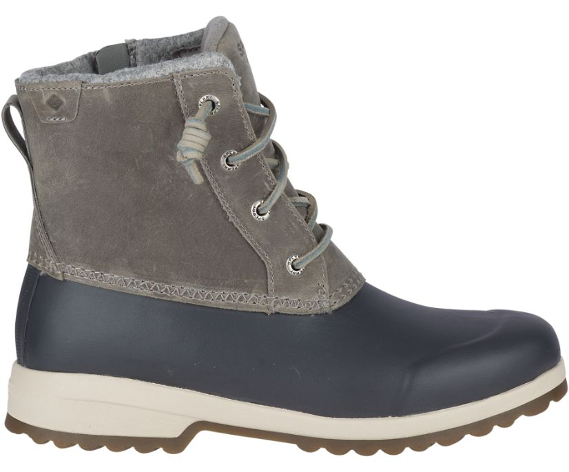 Maritime Repel Snow Boot w/ Thinsulate™, Grey, dynamic