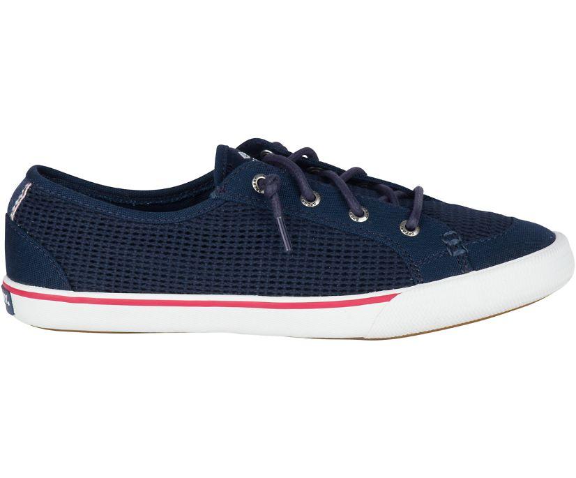 Lounge Mesh Sneaker, Navy, dynamic