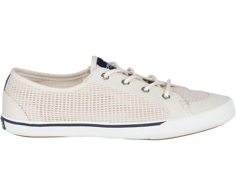 Lounge Mesh Sneaker, Ivory, dynamic