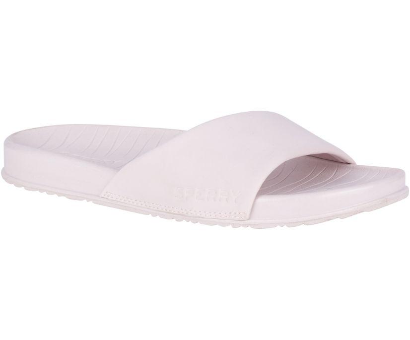 Shell Slide Sandal, Lilac, dynamic