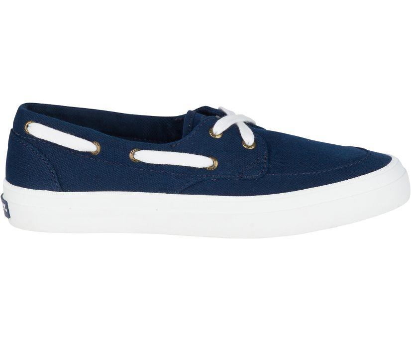 Crest Boat Shoe, Navy, dynamic
