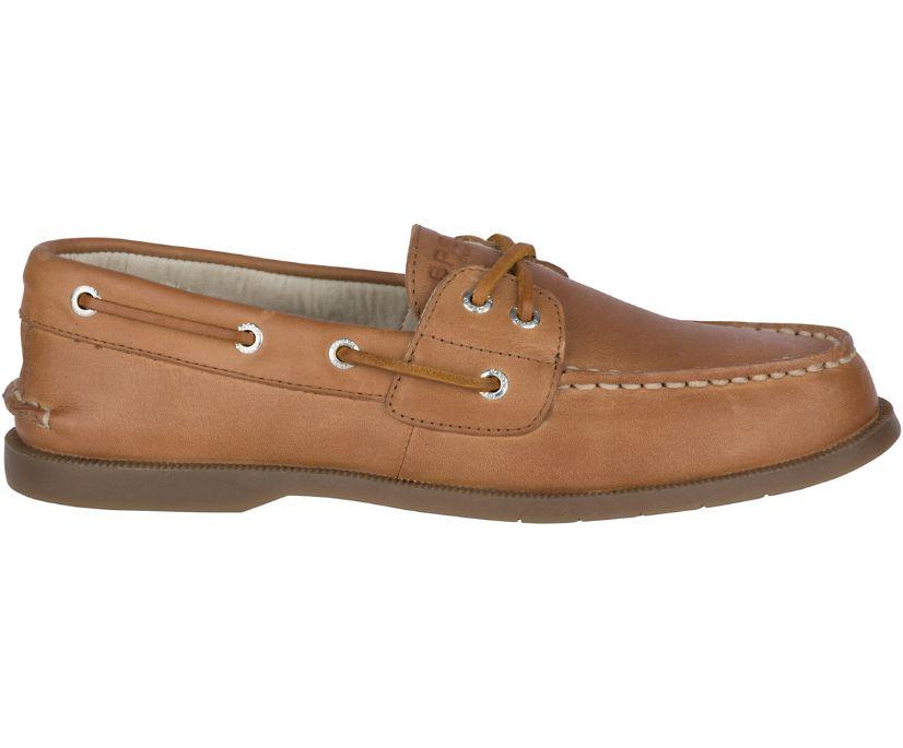 Conway Boat Shoe, Sahara, dynamic