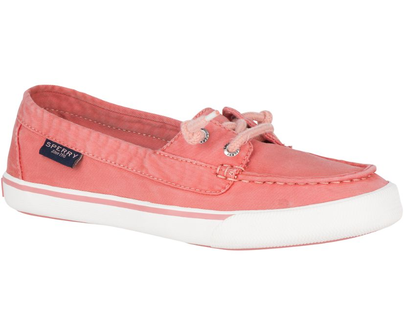 Lounge Away Sneaker, Nantucket Red, dynamic