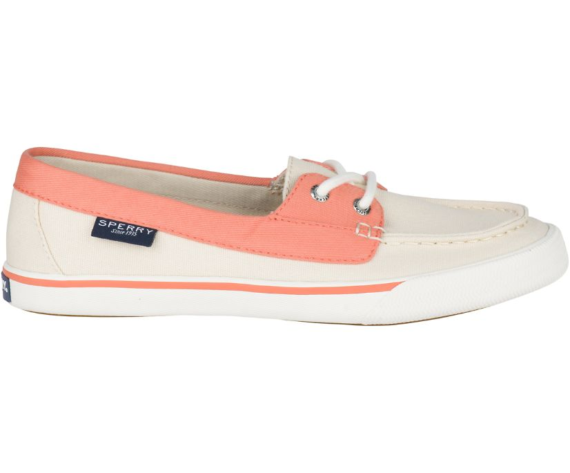 Lounge Away Sneaker, Natural/Orange, dynamic