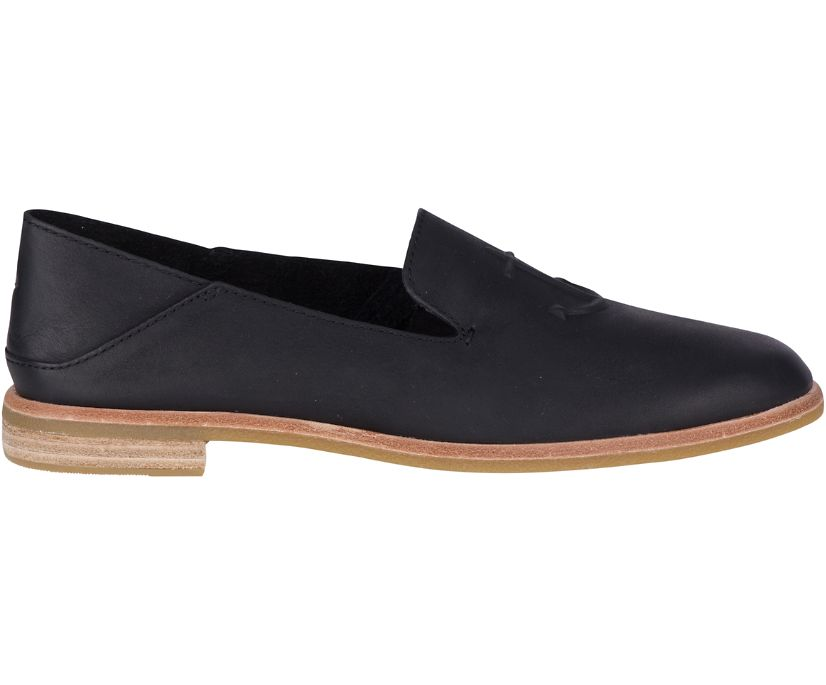 Seaport Levy Loafer, Black, dynamic